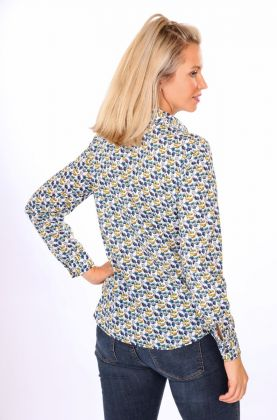 Herbstginko Bluse
